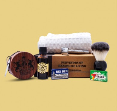The Personal Barber February 2017 Subscription Box