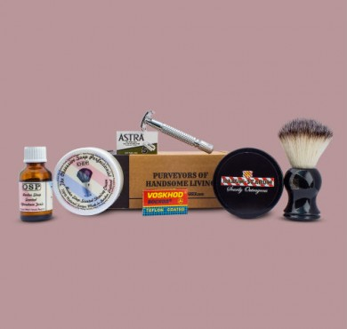 full june shaving kit feature