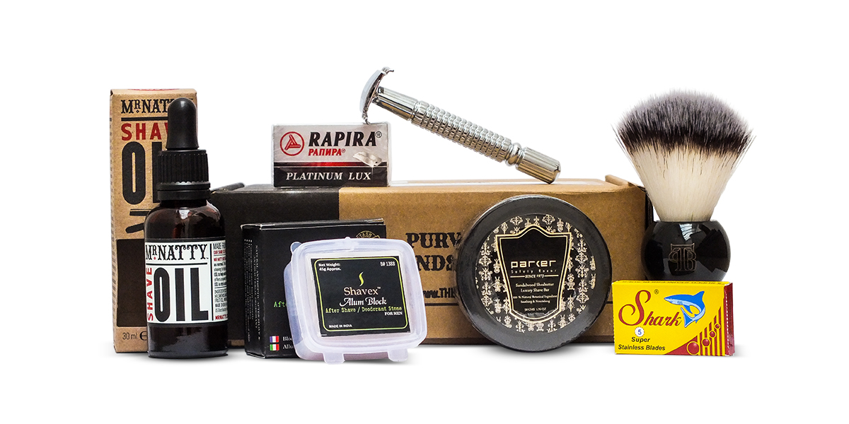Aug September traditional shaving subscription box uk