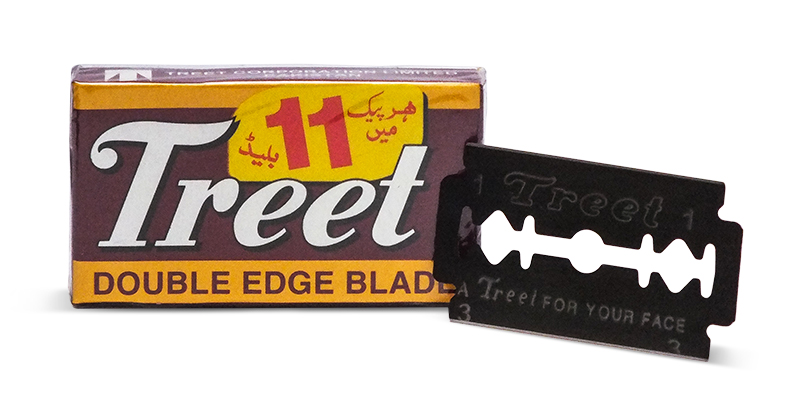 Treet Double Edge Shaving Blades