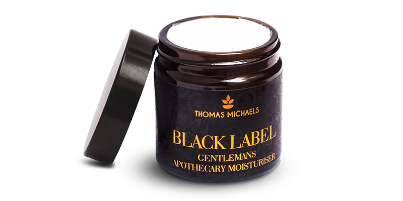 Luxurious moisturiser for men from thomas michaels
