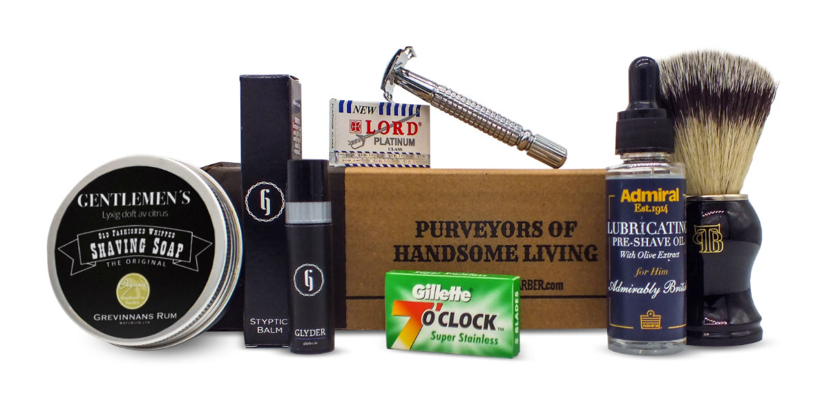 OctoberNov18 The Personal Barber subscription box