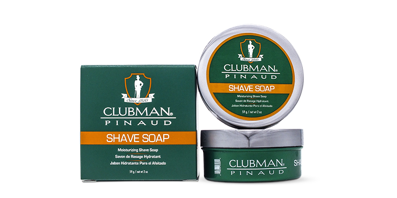Wet Shaving Soap Clubman Pinaud