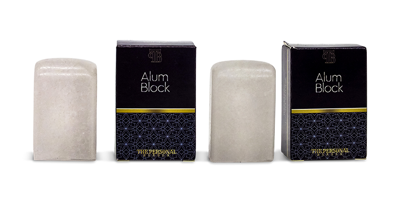 Natural Alum Block The Personal Barber