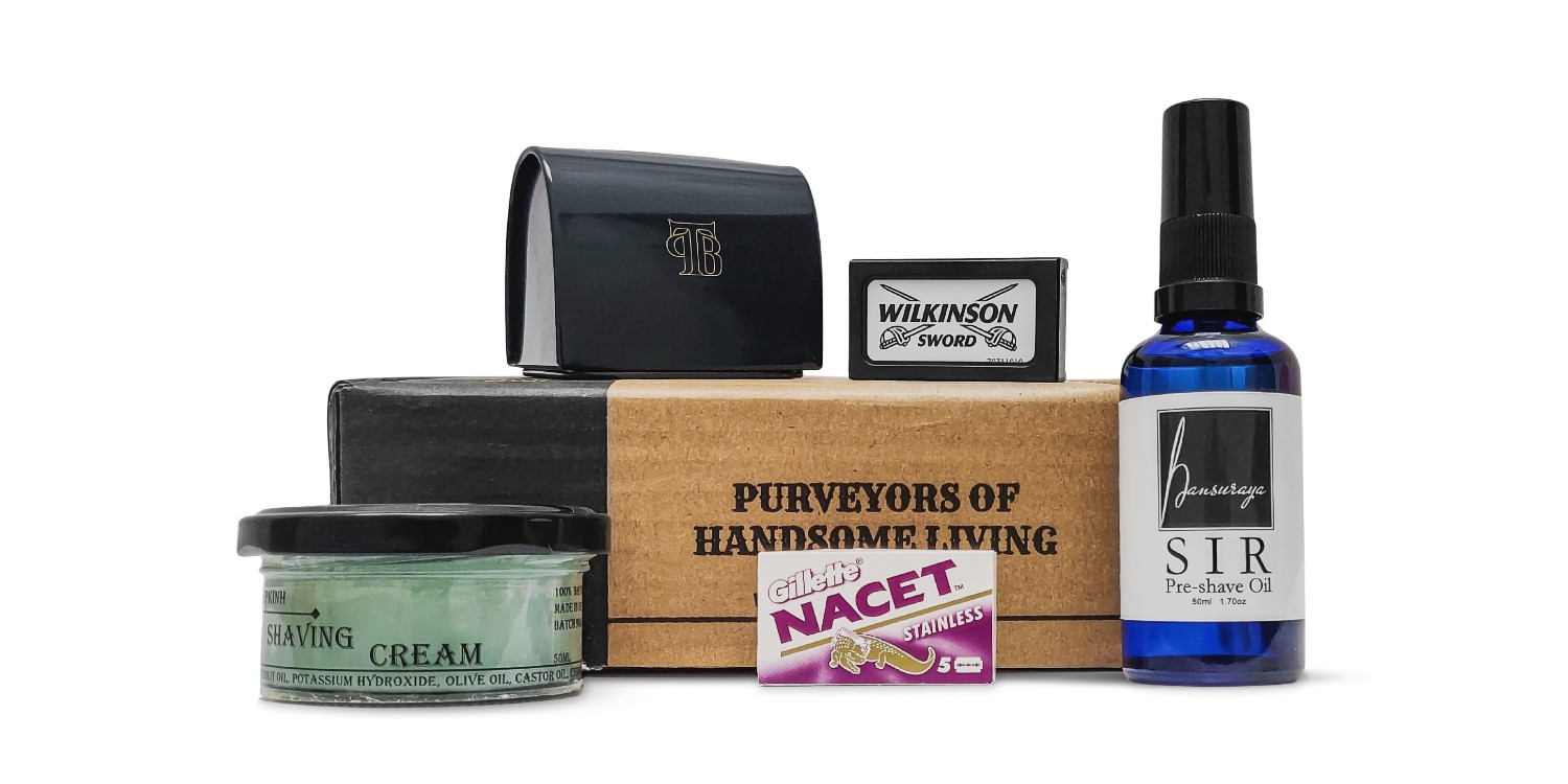 The Personal Barber discovery box renewal MayJune '21